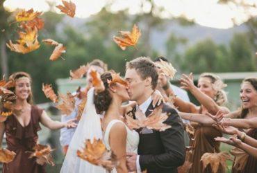 Osez le mariage automnal !