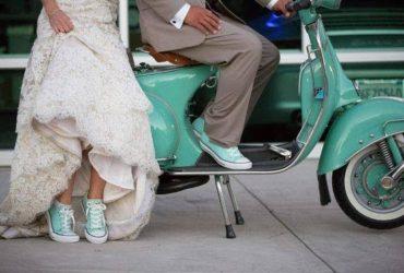 La mariée ne sera pas pieds nus !