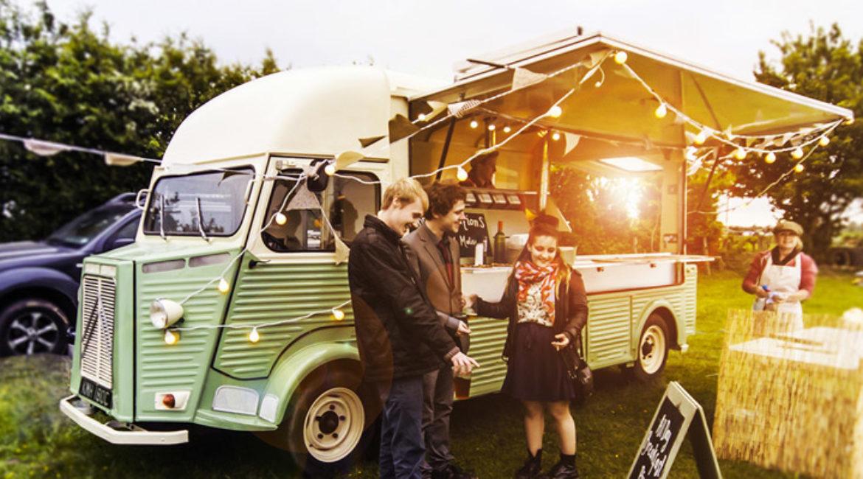 Food truck : une animation dans votre réception !